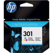 HP 301 Ink Cartridge - Tri-colour